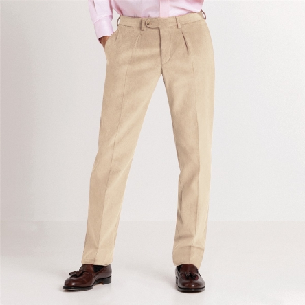 Pantalon modern fit pinces