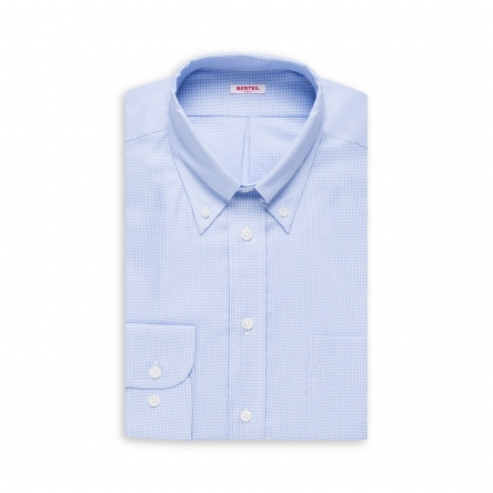 Chemise col boutonne